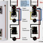 Electric Hot Water Heater Wiring Diagram How To Wire Thermostats   Electric Hot Water Heater Wiring Diagram