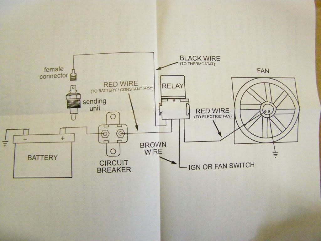 Electric Radiator Fan Wiring Diagram - Lorestan - Electric Radiator Fan Wiring Diagram