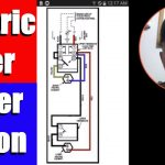 Electric Water Heater Lesson Wiring Schematic And Operation   Youtube   Water Heater Wiring Diagram