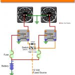 Electric Wire Diagram 12V Cooling Fans | Wiring Diagram   Electric Radiator Fan Wiring Diagram