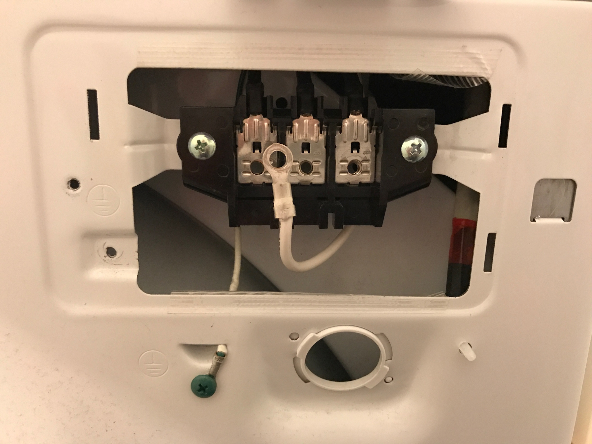 Electrical - Converting A Samsung Dryer From A 4-Prong Cord To A 3 - 4 Prong Dryer Outlet Wiring Diagram