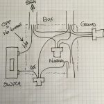 Electrical   How Can I Replace A Single Pole Light Switch With Z   Single Pole Light Switch Wiring Diagram