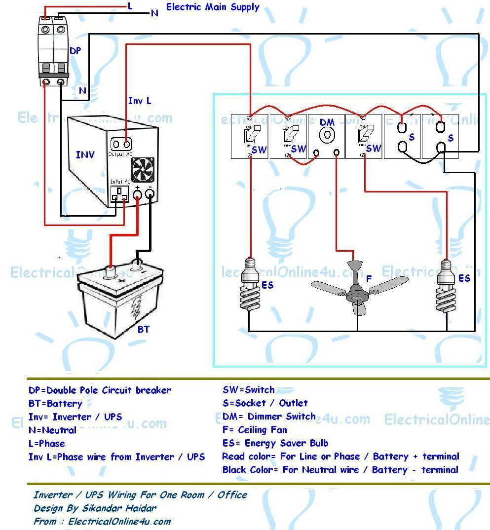 Electrical Wiring Diagram For Mobile Home | Manual E-Books - Double Wide Mobile Home Electrical Wiring Diagram
