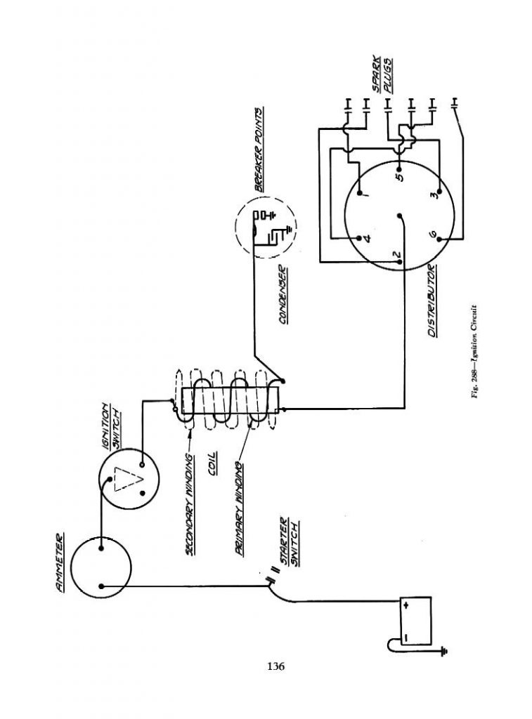 Electrical Wiring Diagrams Ignition Switch