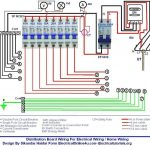 Electrical Wiring : Single Phase Motor Starter Wiring Diagram   2 Pole Circuit Breaker Wiring Diagram