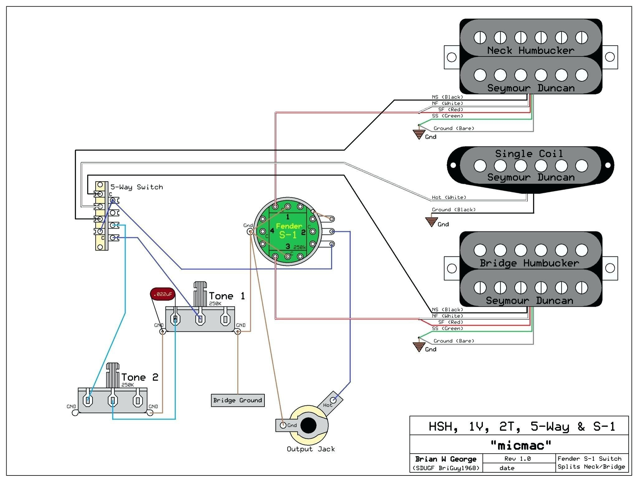 Emg Select Wiring Diagram | Schematic Diagram - Emg 81 85 Wiring Diagram