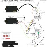 Emg Wiring Guide   Data Wiring Diagram Schematic   Humbucker Wiring Diagram