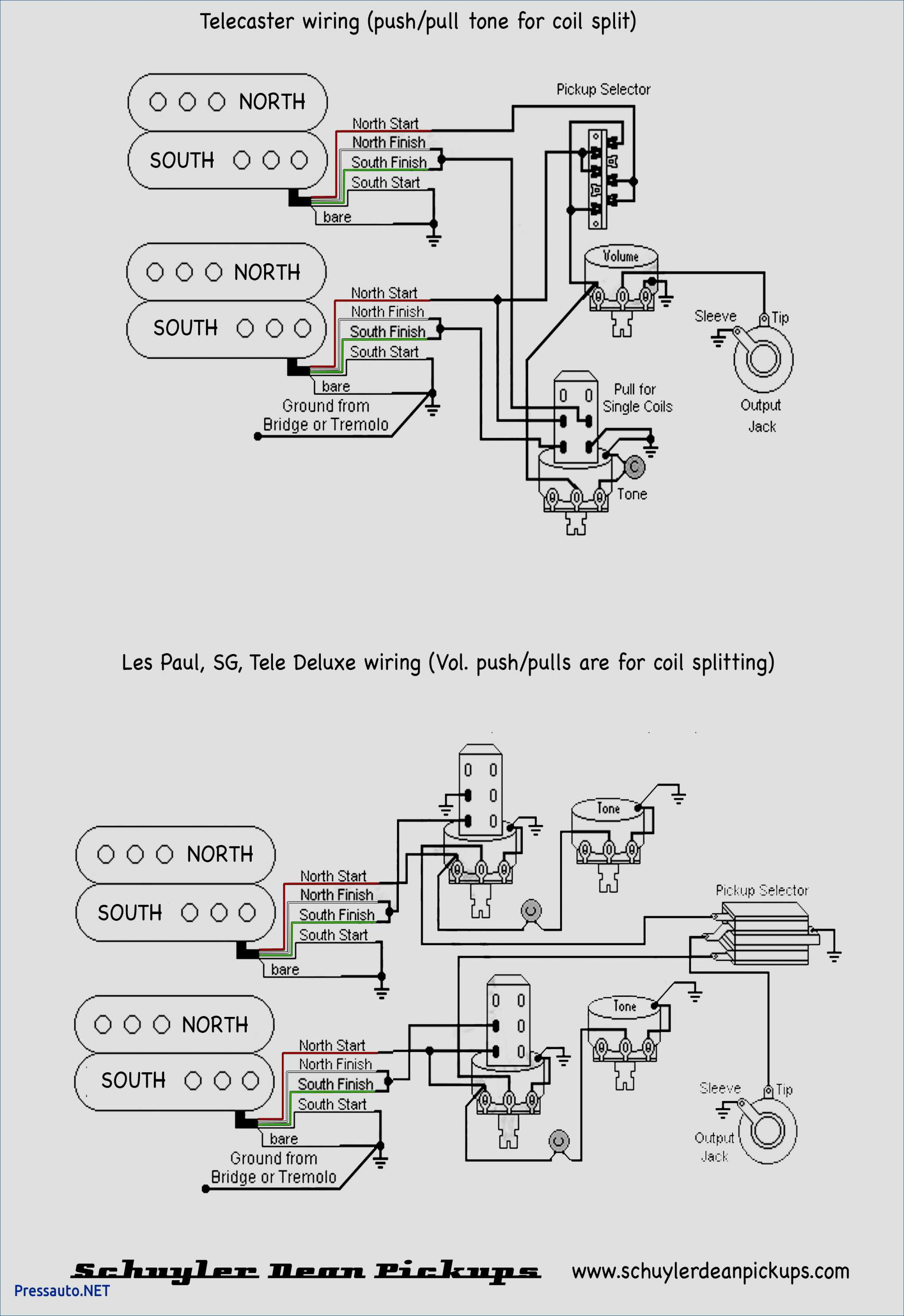 Sss Active B Pickup Wiring Diagram