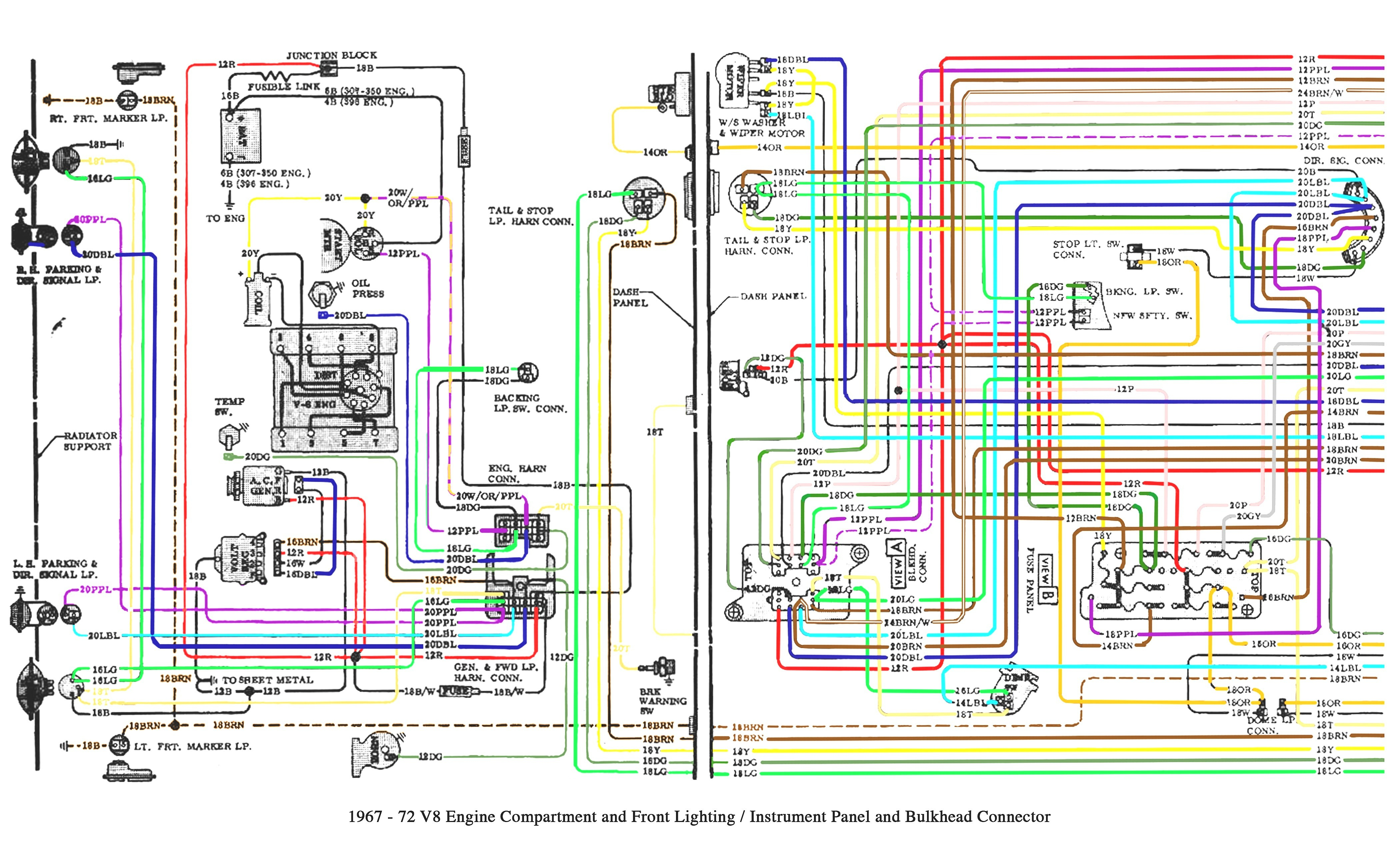Ez Wiring 21 Circuit Harness Diagram