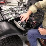 Ezgo Heavy Duty Battery Cable Upgrade | How To Install Golf Cart   E Z Go Golf Cart Batteries Wiring Diagram