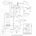 Ezgo Starter Generator Wiring Diagram In Golf Cart Gas For Ezgo   Golf Cart Wiring Diagram