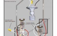 3 Way Switching Wiring Diagram