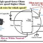 Fan Motor Capacitor Wiring   Data Wiring Diagram Today   Motor Run Capacitor Wiring Diagram