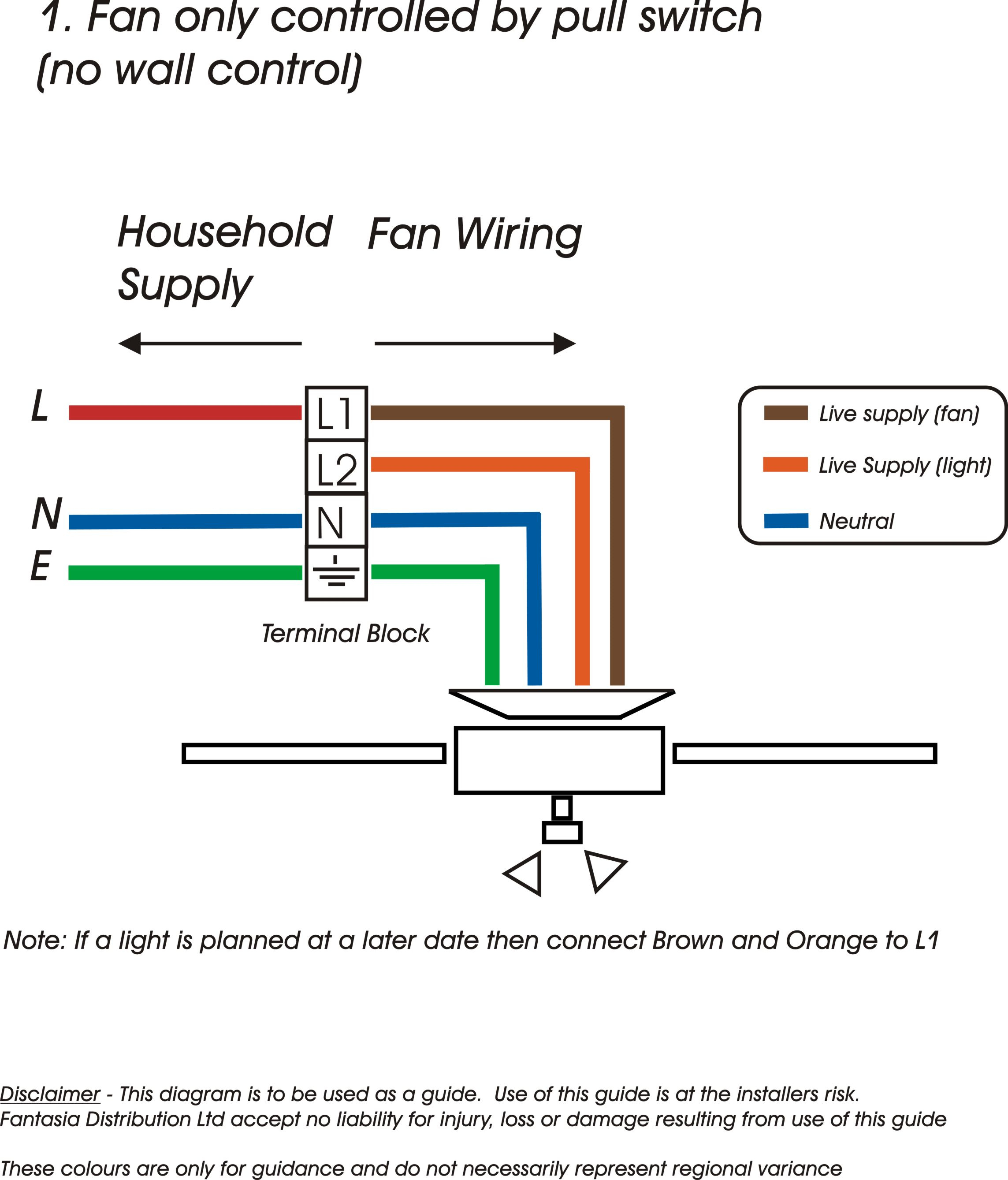 Fantasia Fans | Fantasia Ceiling Fans Wiring Information - Ceiling Fan Wall Switch Wiring Diagram
