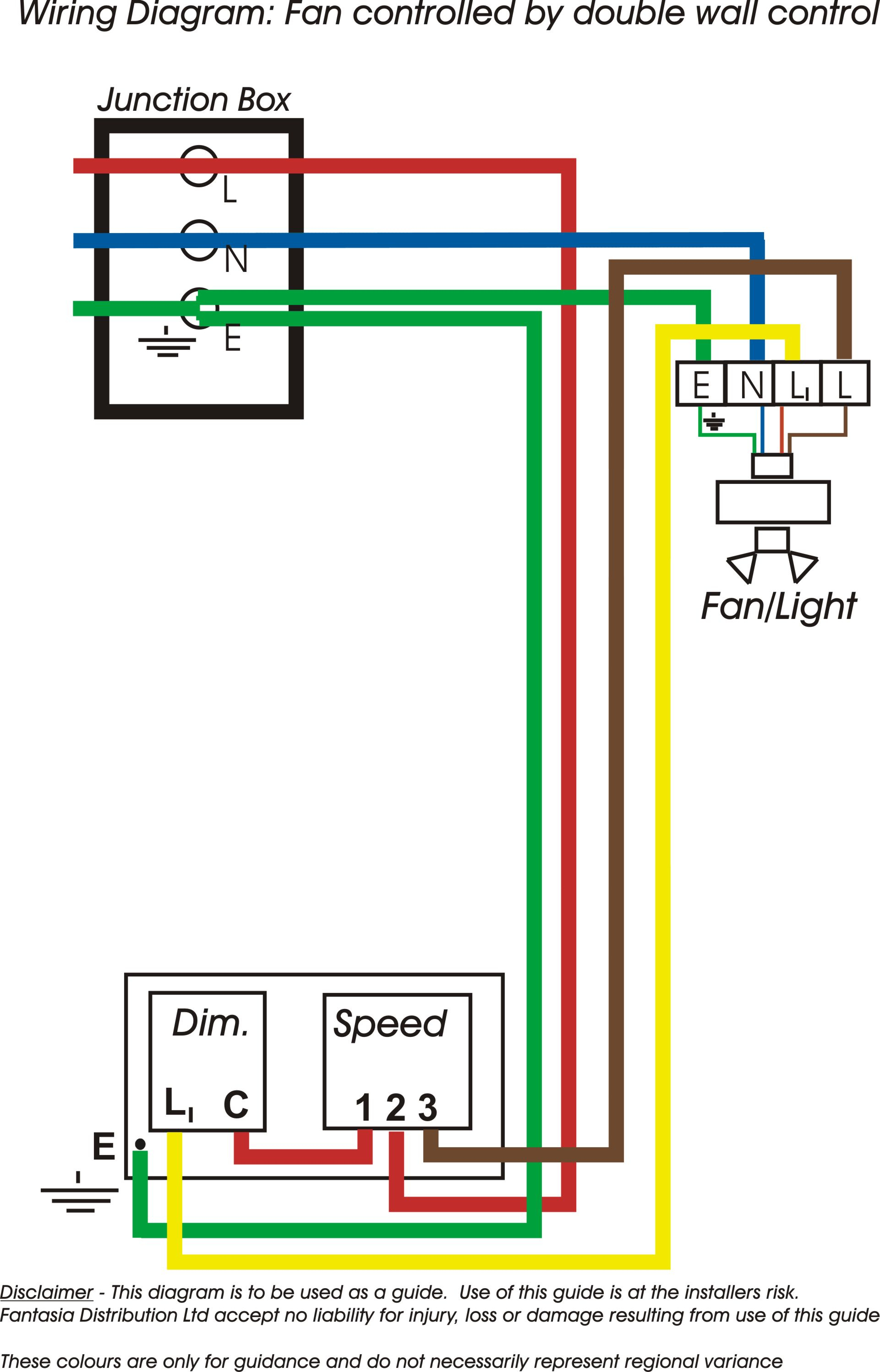 Fantasia Fans   Fantasia Ceiling Fans Wiring Information - Wiring Diagram For Ceiling Fan With Light