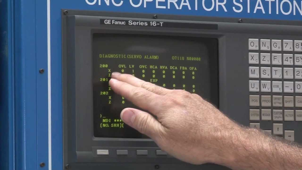 Fanuc Errors And Alarms- Global Electronic Services - Youtube - Emg Wiring Diagram