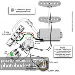 Fat Strat Wiring Diagram | Manual E Books   Electric Guitar Wiring Diagram