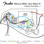 Fender Marcus Miller Jazz Bass Wiring Diagram | Wiring Diagram   Fender Jazz Bass Wiring Diagram