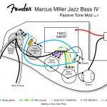 Fender Marcus Miller Jazz Bass Wiring Diagram | Wiring Diagram   Fender Jazz Bass Wiring Diagram