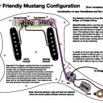 Fender Mustang Wiring Diagram | Manual E Books   Fender Mustang Wiring Diagram