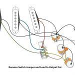 Fender Noiseless Strat Wiring Diagrams | Wiring Diagram   Fender Jaguar Wiring Diagram