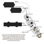 Fender Precision B Wiring Diagram | Wiring Diagram   Fender P Bass Wiring Diagram