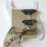 Fender Stratocaster Mexican Hss Pickguard Wiring Diagram   Fender Strat Wiring Diagram