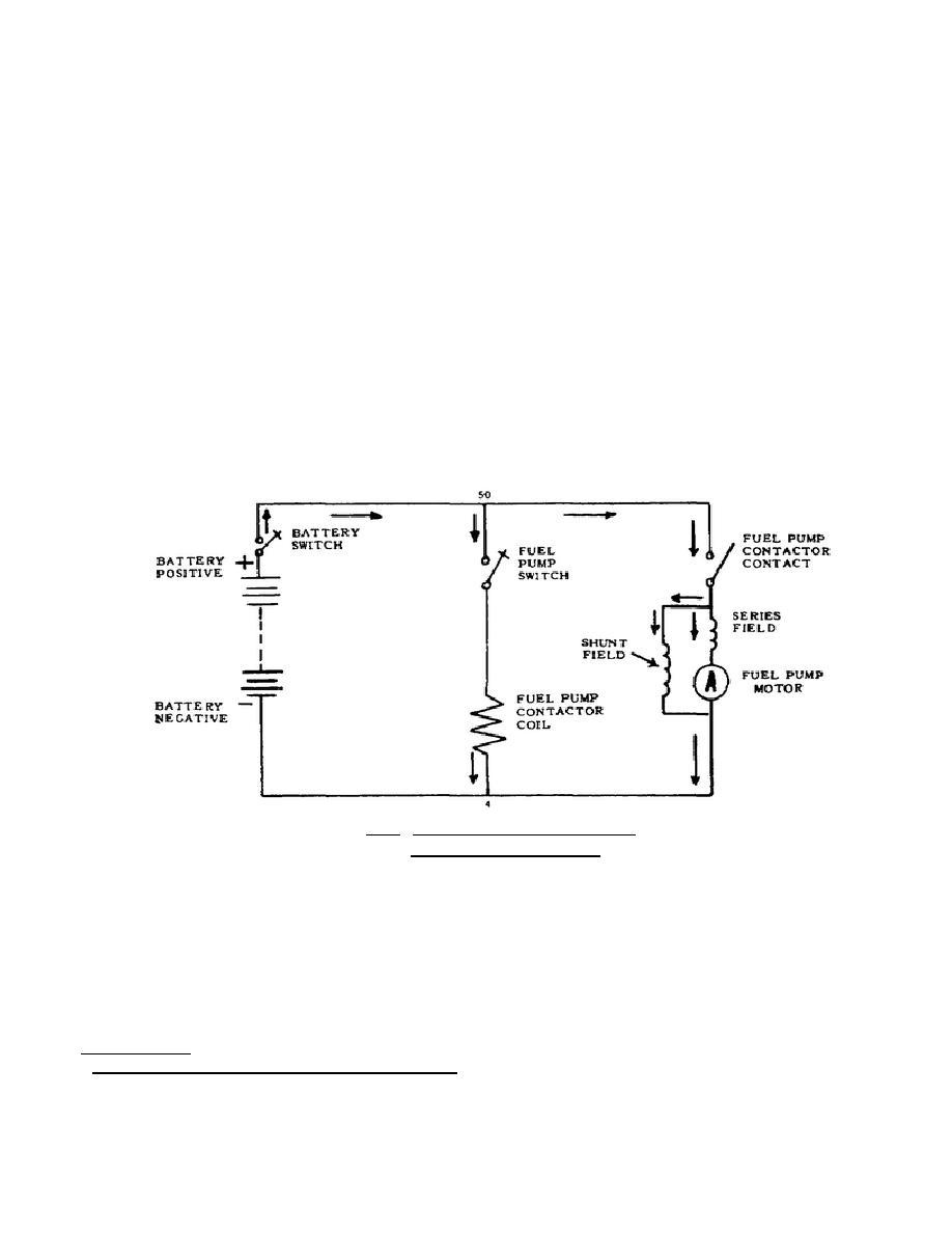 Figure 1.12. Schematic Wiring Diagram Fuel Pump Motor Circuit - Fuel Pump Wiring Diagram