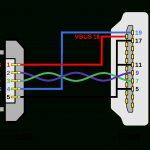 File:mhl Micro Usb   Hdmi Wiring Diagram.svg   Wikimedia Commons   Micro Usb To Hdmi Wiring Diagram