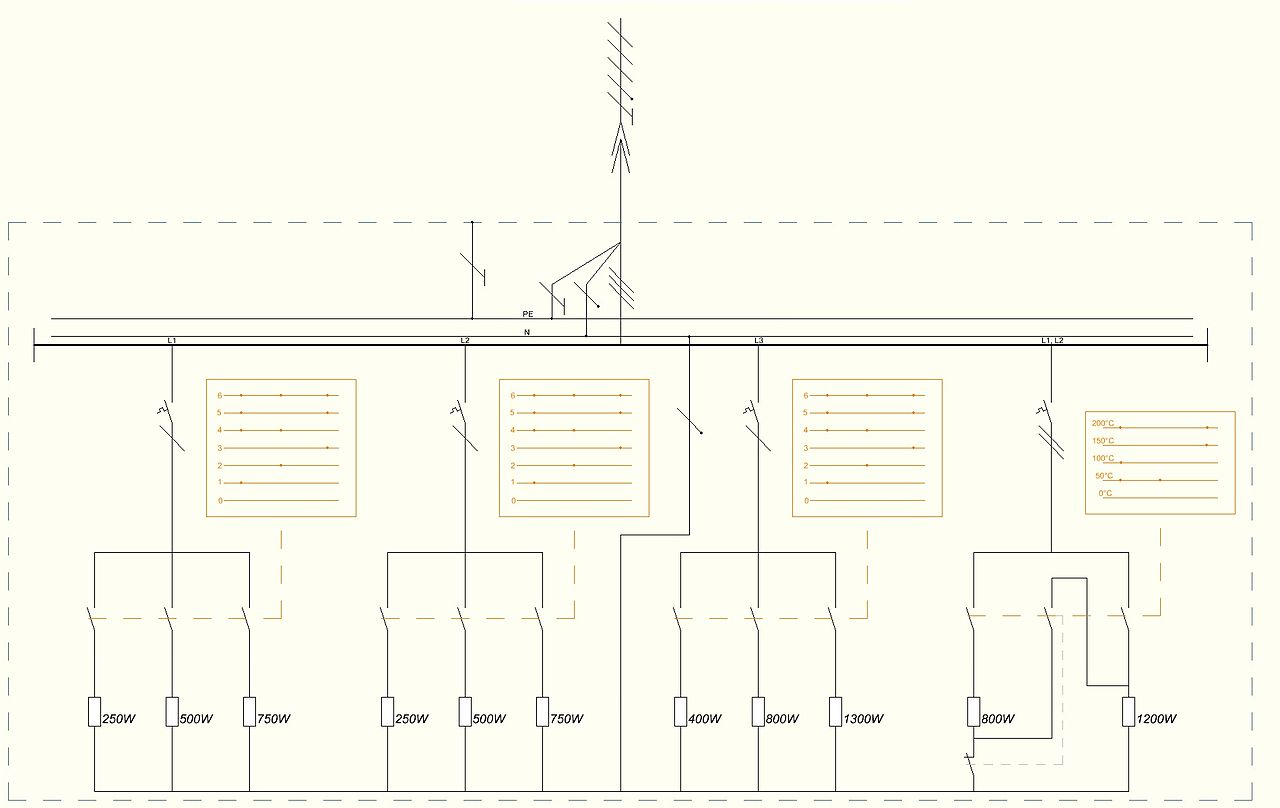 File:schematic Wiring Diagram Of Electrical Stove - Wikimedia - Electric Stove Wiring Diagram