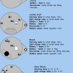 Fine Motorola Marine Alternator Wiring Diagram Photo Electrical   One Wire Alternator Wiring Diagram