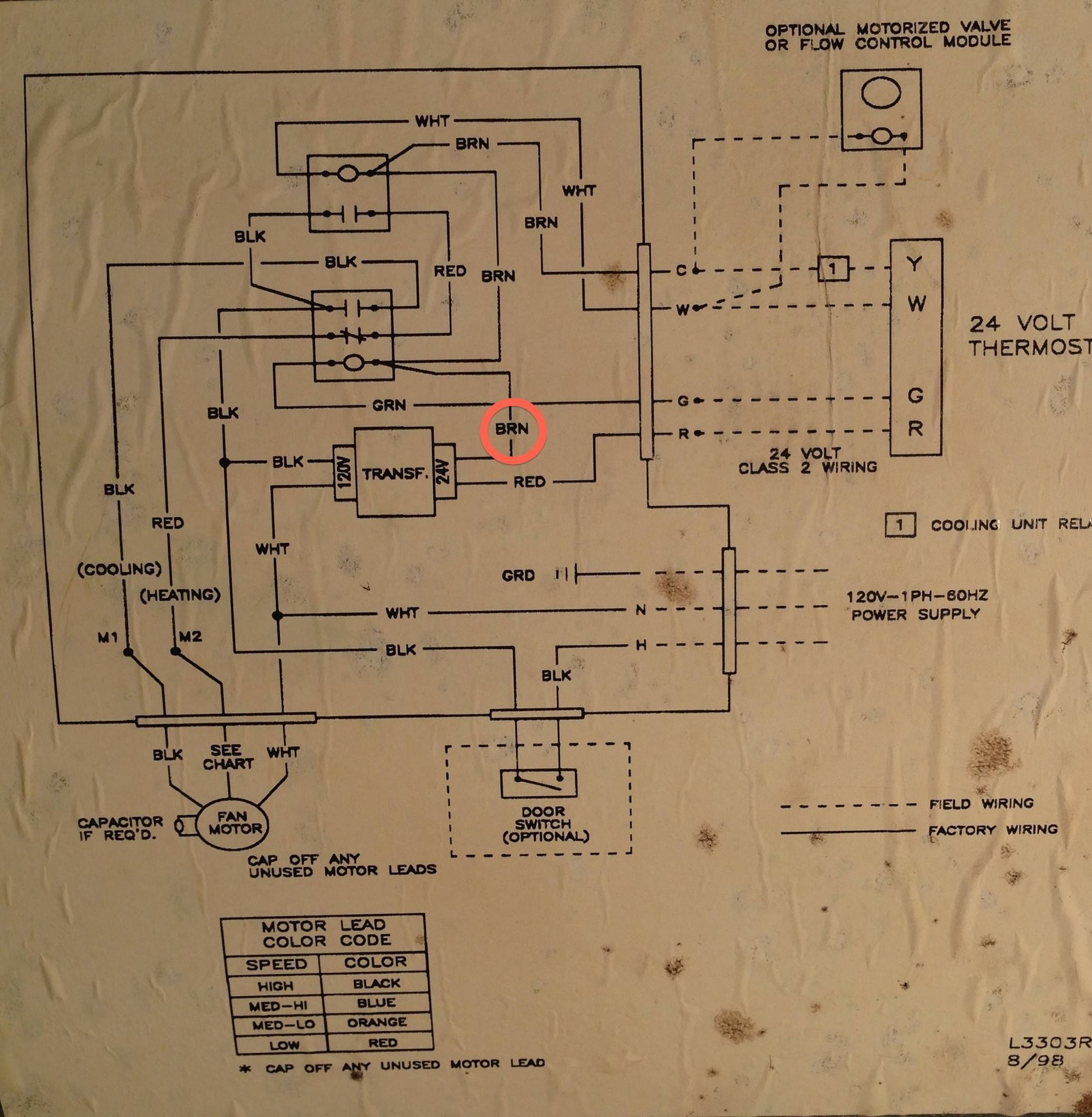 First Company Air Handler Wiring Diagram | Wiring Diagram - First Company Air Handler Wiring Diagram