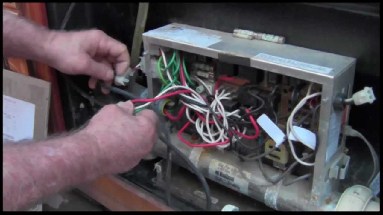 Fix Your Own Hot Tub #4 D 115 - Youtube - Hot Tub Wiring Diagram