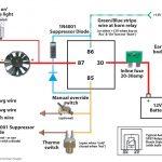 Flex Fan Wiring   Wiring Diagram Data   Flex A Lite Fan Controller Wiring Diagram
