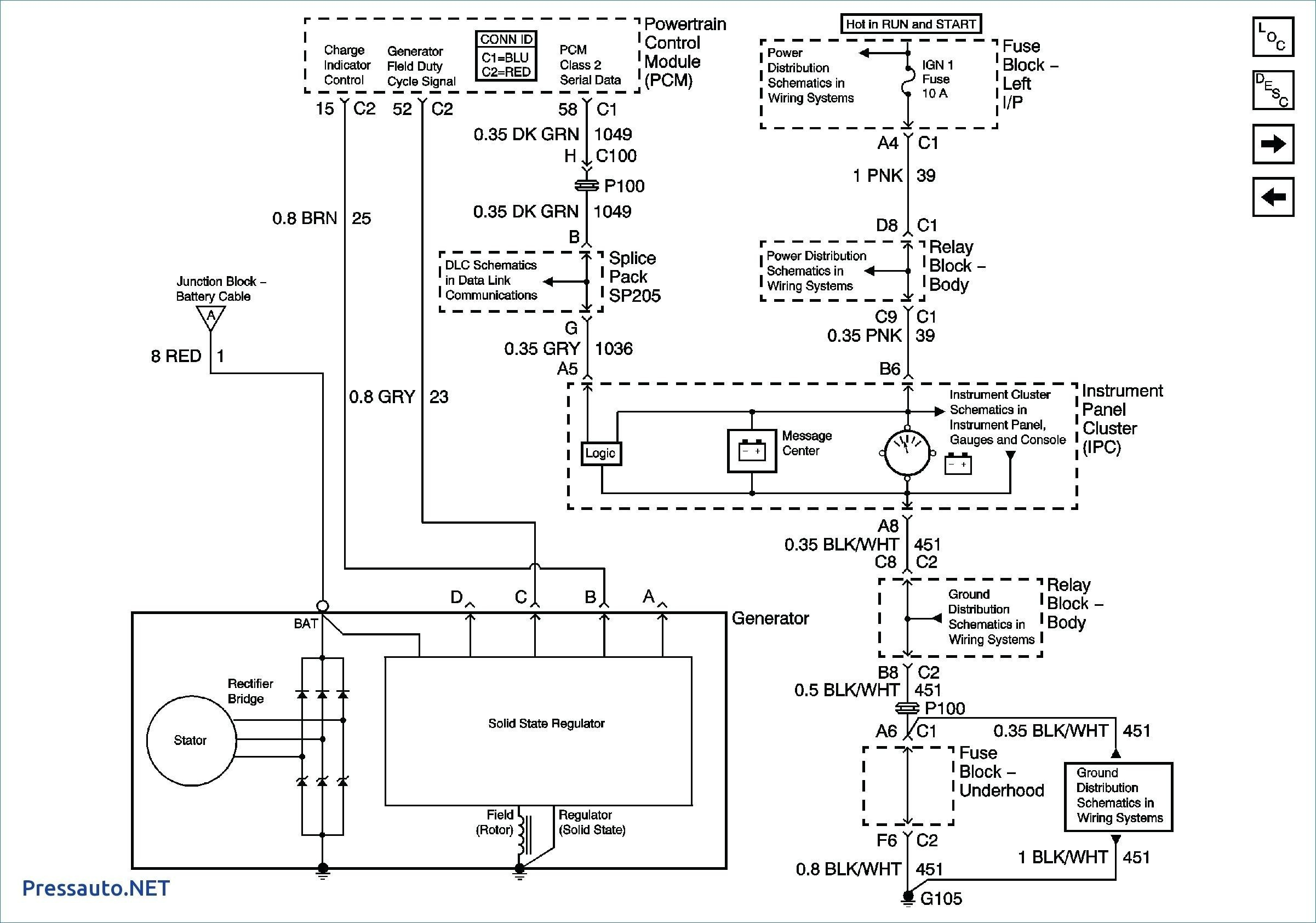 Ford 3 Pin Alternator Wiring Diagram | Wiring Library - Gm 3 Wire Alternator Wiring Diagram