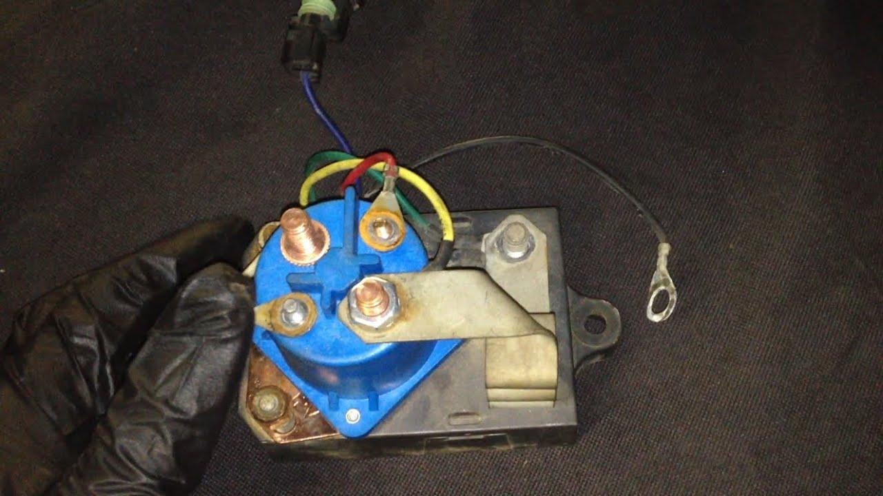 Ford 7.3L Idi Glow Plug Relay Testing Procedure - Youtube - 7.3 Idi Glow Plug Controller Wiring Diagram