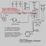 Ford 9N Wiring Diagram 12 Volt 1 Wire Alternator   Wiring Diagram   12 Volt Alternator Wiring Diagram