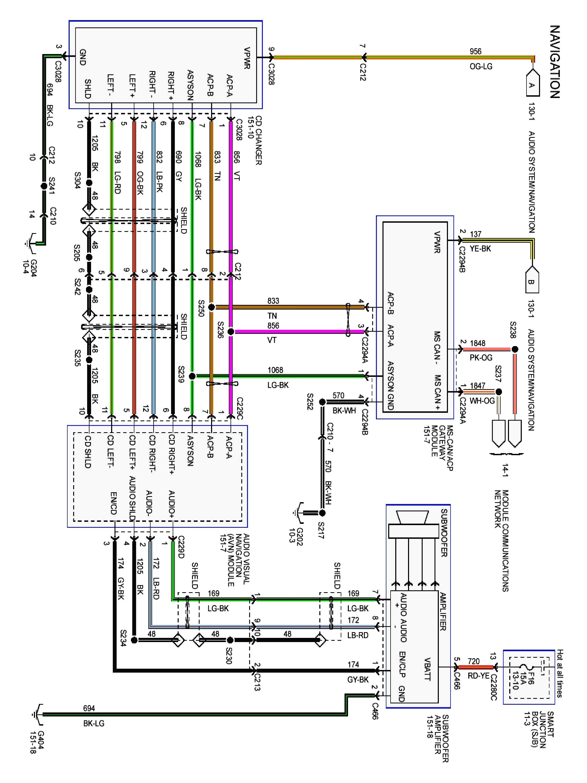 Ford Escape Radio Wiring - Data Wiring Diagram Today - Ford Ranger Radio Wiring Diagram