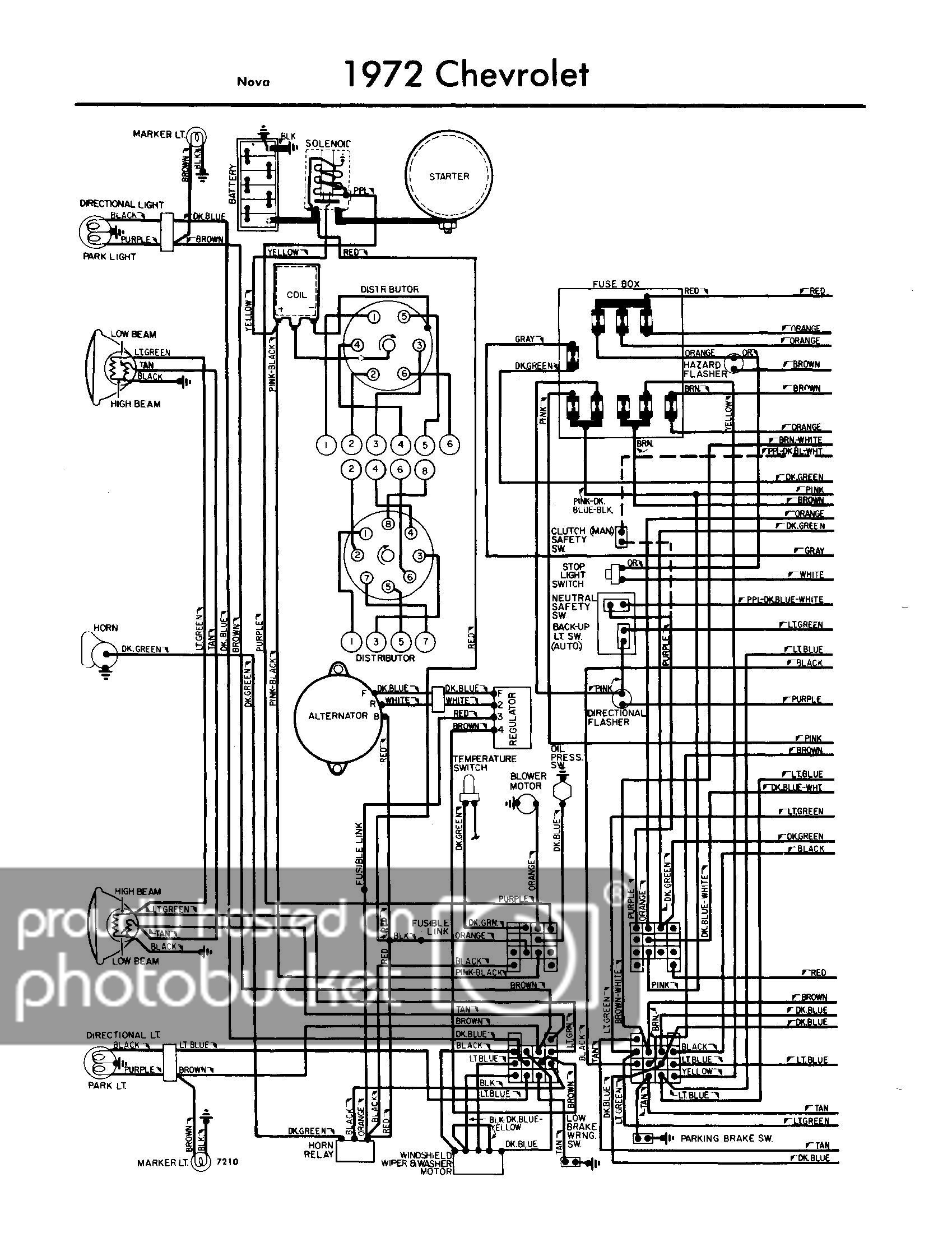 1972 Ford F 100 Wiring Diagram