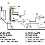 Ford Fuel Gauge Wiring Wiring Diagram Schematic   Fuel Gauge Sending Unit Wiring Diagram