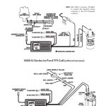 Ford Msd Ignition Wiring Diagram 6   Data Wiring Diagram Today   Msd 6Al Wiring Diagram Ford