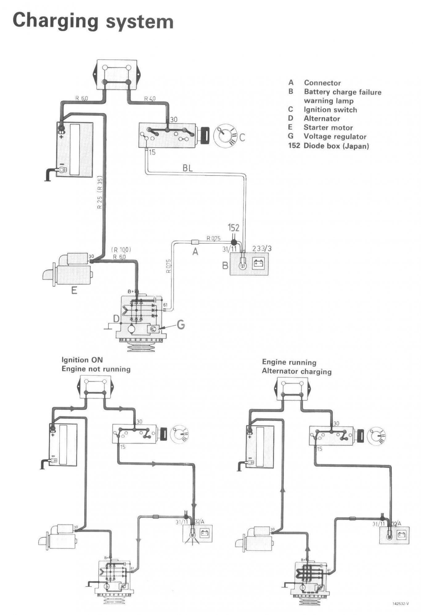 Ford One Wire Alternator Wiring Diagram | Free Wiring Diagram - One Wire Alternator Wiring Diagram Chevy