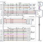 Ford Stereo Wiring Diagrams   Wiring Diagram Data   2005 Ford Explorer Radio Wiring Diagram