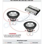 Four Kicker Cvr 2 Ohm Subwoofer Wiring Diagram | Wiring Diagram   Kicker Subwoofer Wiring Diagram
