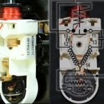 Fractional Compressor Wiring: Simplifying The Wiring Of A Light   Refrigerator Start Relay Wiring Diagram