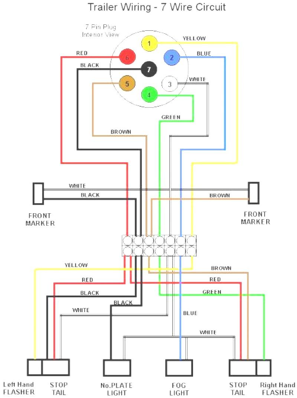 Fresh Led Trailer Lights Wiring Diagram New Update Of 2 - Wiring - Trailer Lights Wiring Diagram