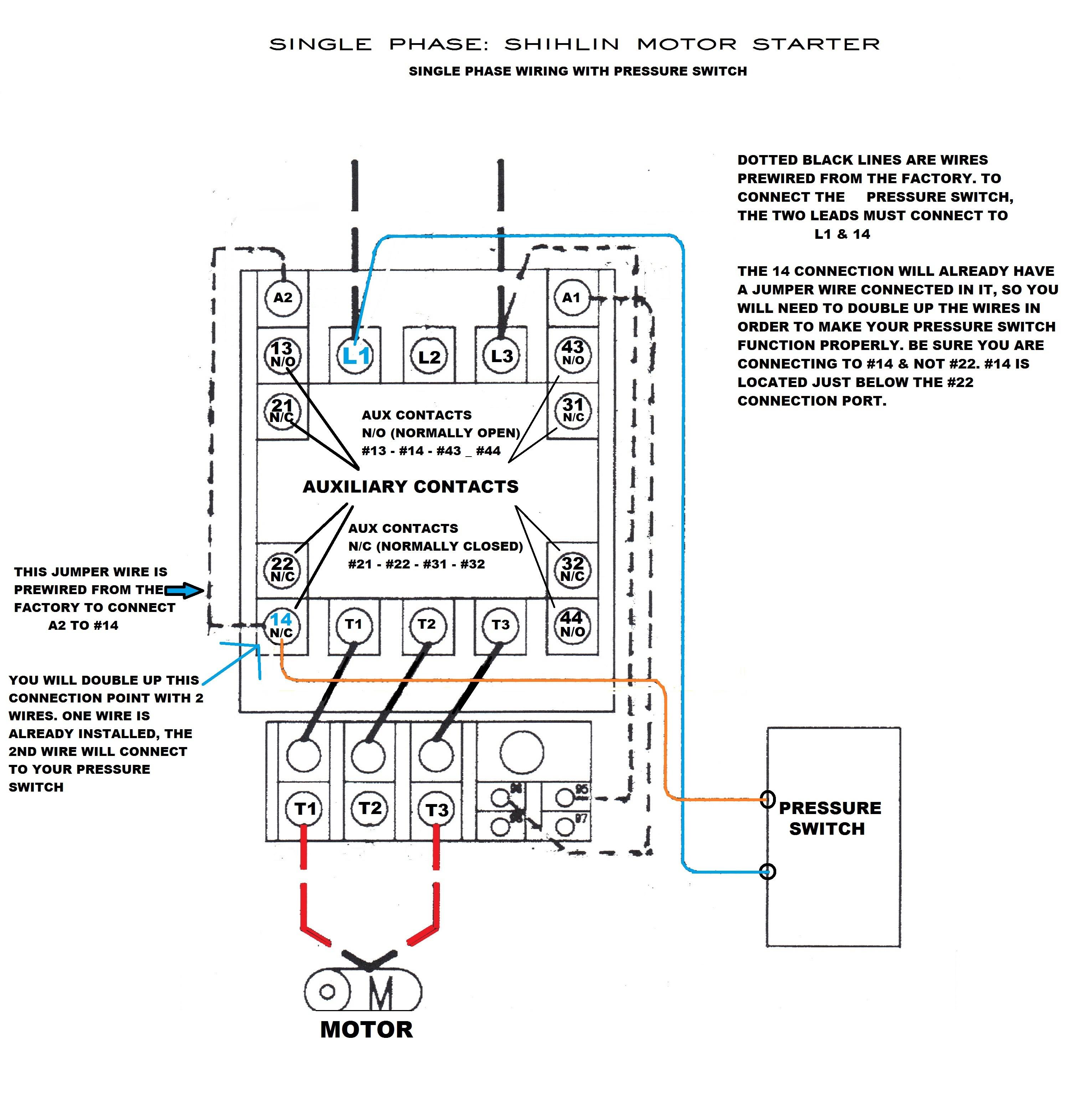 Fresh Square D Air Compressor Pressure Switch Wiring Diagram And New - Air Compressor Pressure Switch Wiring Diagram