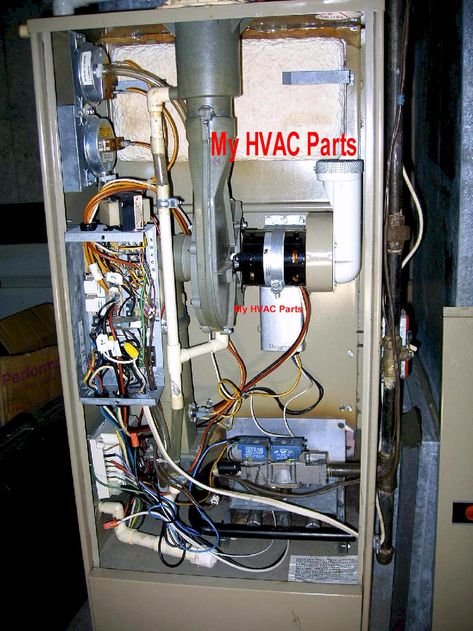 Furnace Fan Relay Circuit Board Wiring Diagram | Wiring Diagram - Furnace Control Board Wiring Diagram