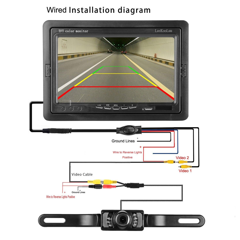 Gas Valve Wiring Diagram Ae F D A Eb - Leekooluu Backup Camera Wiring Diagram