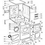 Ge Lint Filter We18M20 (Metal Screen) Partsreadyonline   Ge Dryer Wiring Diagram